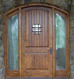& Gorgeous Entry Doors