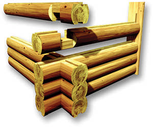 Log Homes Construction Types