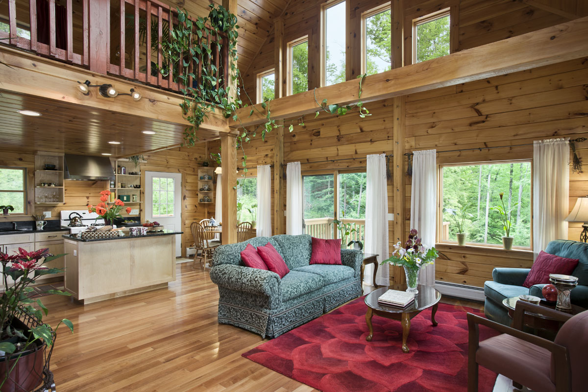 How to customize a cabin floor plan for Clerestory windows cost