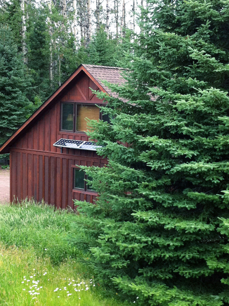 shower life magazine solar build how cabins free to an enjoy outdoor of plans cabin squirrel house beautiful