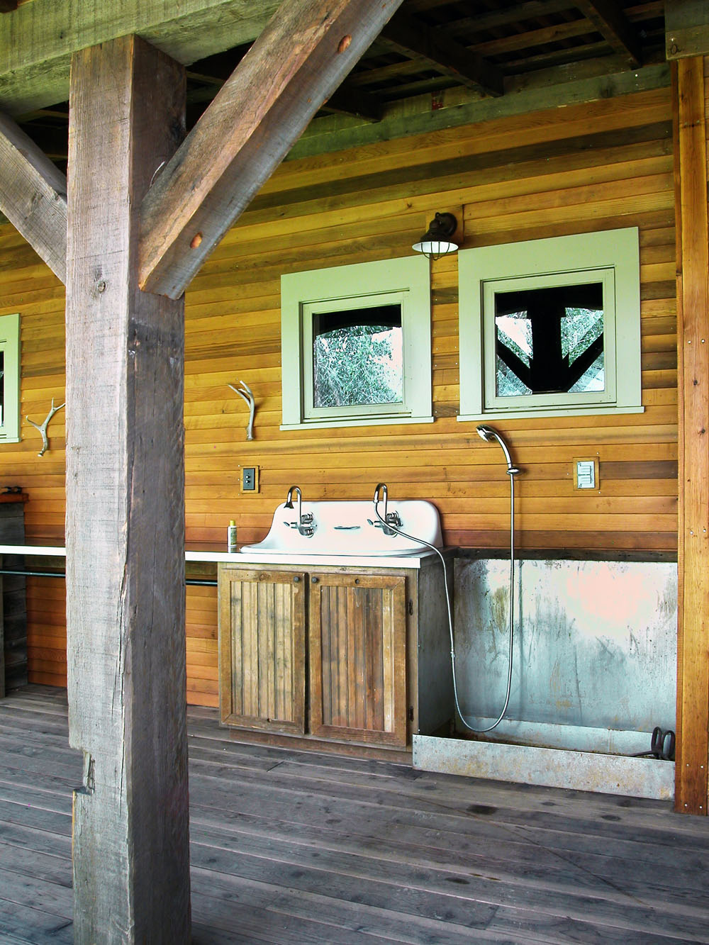 Rustic Cabin Renovation Reclaiming A Fishing Ranch