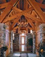 northeast-nostalgia-timber-home-entry