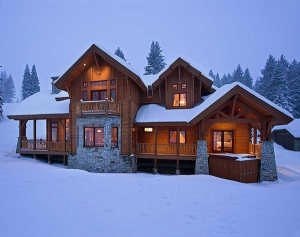 3-winter-log-home-exterior