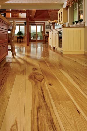 6 Tips For Flooring In Your Log Home Savvy Builder