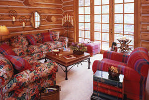 Maple-Island-log-home-windows