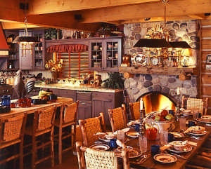 cozy-cabin-kitchen
