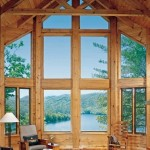 A clean log home is a healthy log home.
