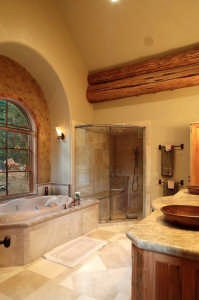 rustic-cabin-spa