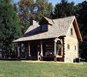 1-tiny-log-cabin