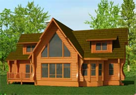 tahoe-small-log-home