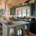 Log_home_kitchen_tips