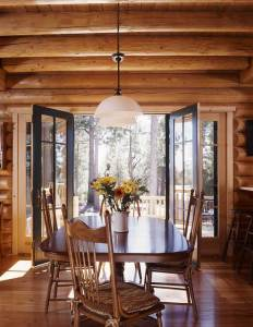 log_retreat_dining_room