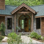 woodsy_log_home_front_door-300x449