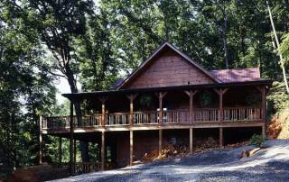 carolina_log_home_exterior