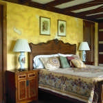 new_old_log_home_bedroom