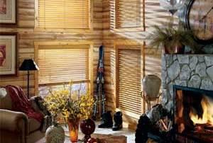 log-home-window-treatments