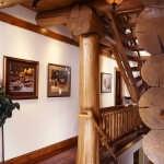 colorado-log-home-hall-300x387