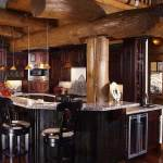 colorado-log-home-kitchen