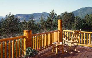smoky-mountain-log-home-deck