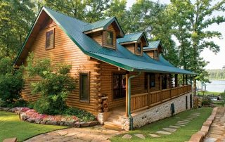 custom-crafted-lakefront-cabin-exterior