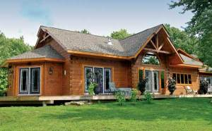 lakeside-log-cabin-exterior