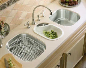 Kohler-triple-sink