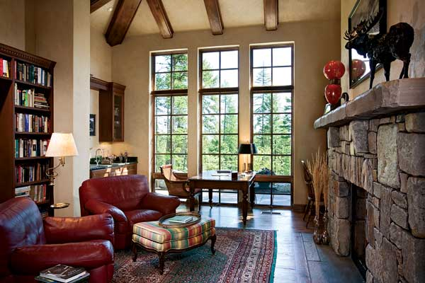 Schwartz-montana-timber-home-den