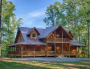 satterwhite log home