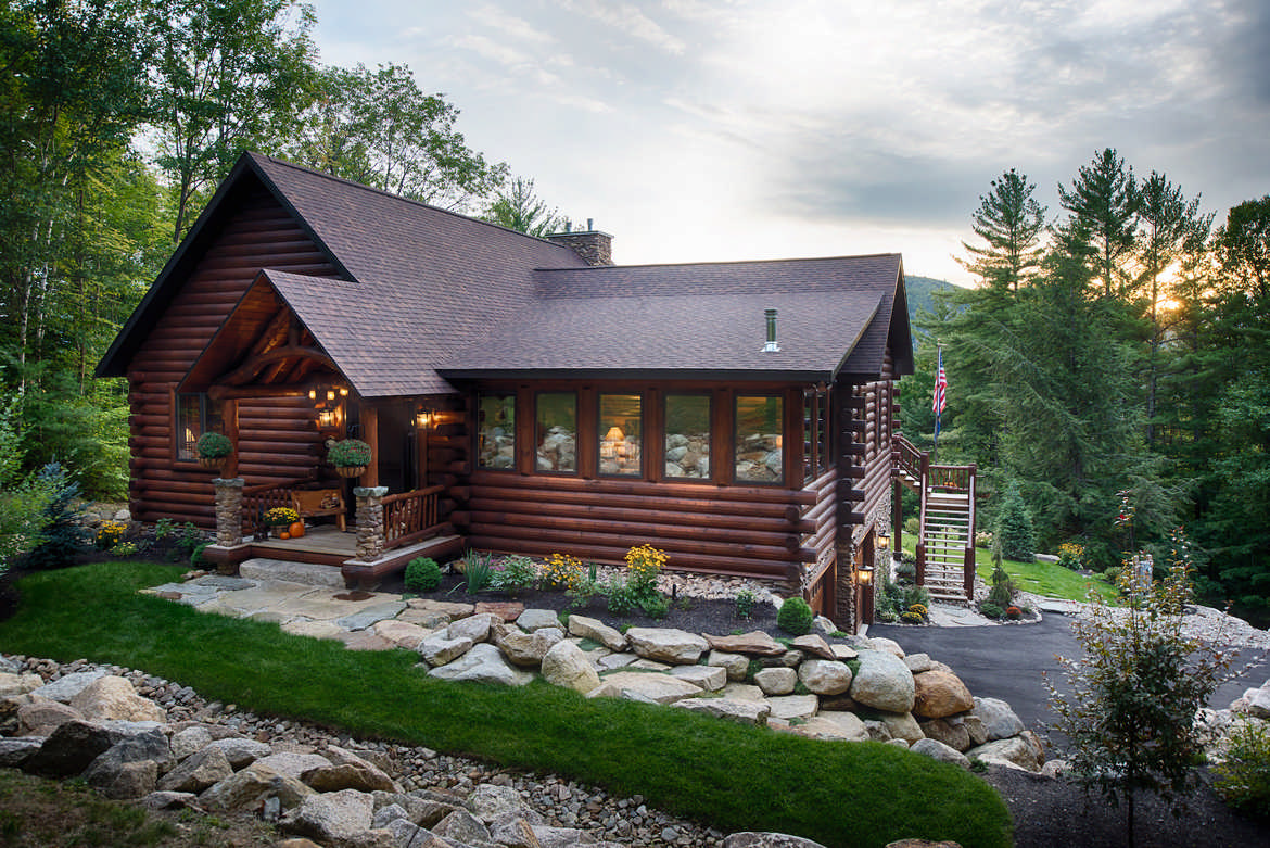 Tips to Prepare for Log Home Construction
