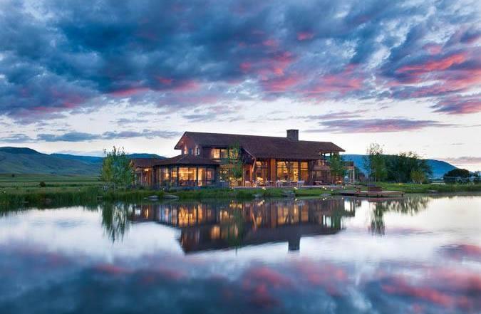 Montana Timber Home1