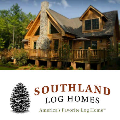 Southland Log Homes | Log Cabin Kits & Log Home Plans
