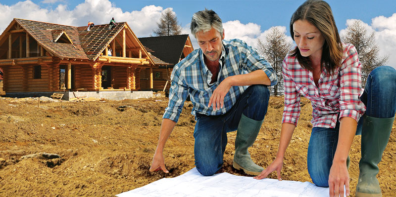 Hire A Pro Or Build Your Own Log Home