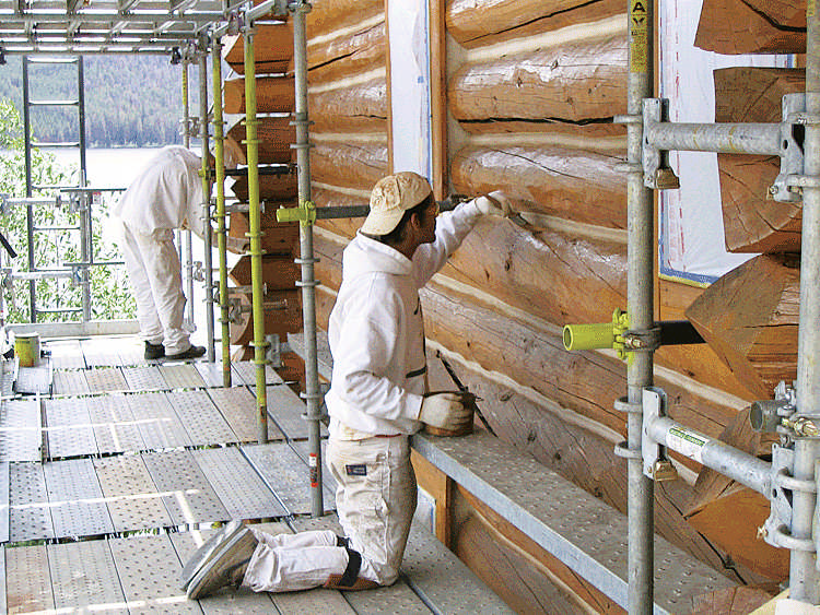 Log Home Renovation Tips From the Pros