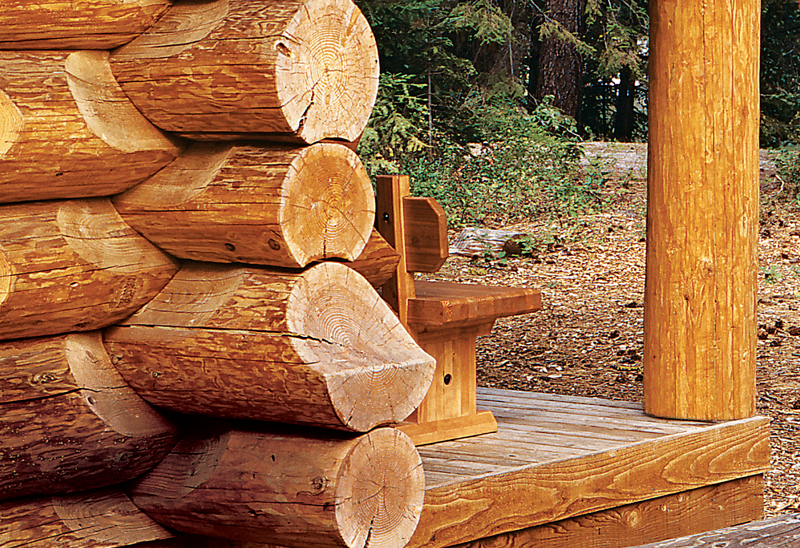 Profiles & Corner Styles for Log Homes