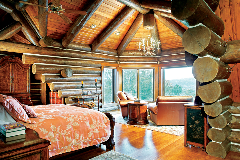 The Suite Life Log Home Master Bedrooms  Bedroom Design Dos and Don 39 ts  for. Log Home Bedrooms