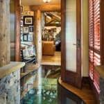 Petersen-Wyoming-reclaimed-timber-home-foyer-200x300