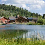 Petersen-Wyoming-reclaimed-timber-home-rear-exterior