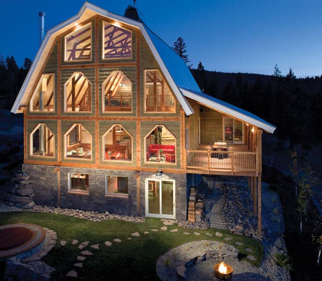 The phoenix barn planning a timber frame barn for Rustic barn home plans
