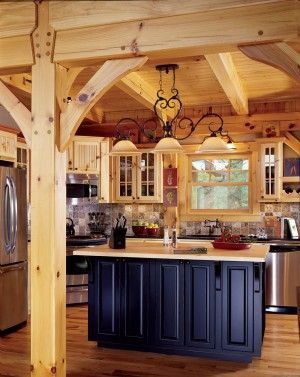Timber-Frame-Post-and-Beam-Kitchen-2-300x377
