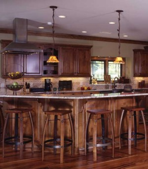 timber-frame-home-kitchen-with-island-300x343