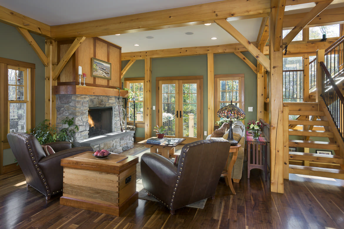 Timber Frame Systems