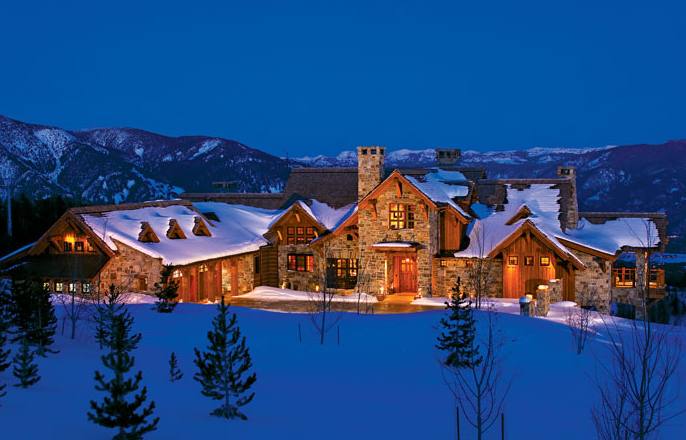 Rocky Mountain Majesty in a Sprawling Timber Lodge