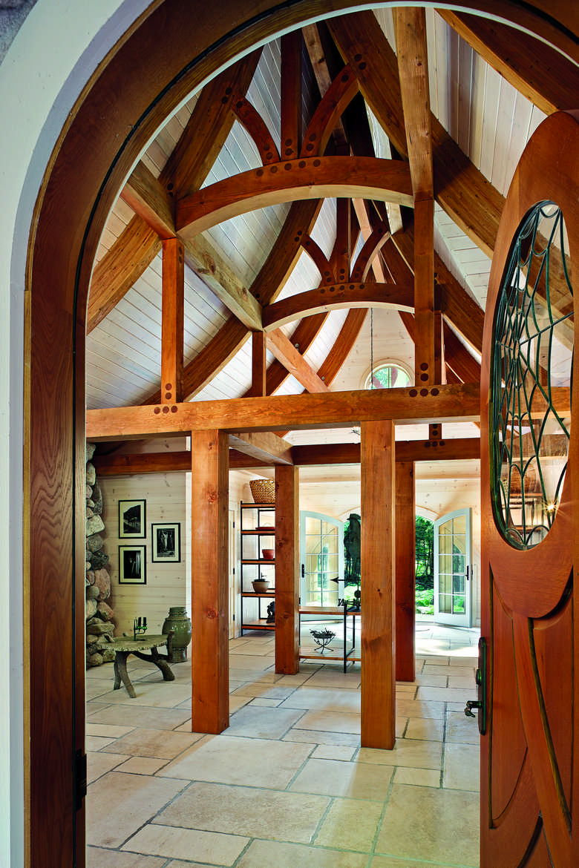 Tiny Home Designs: Timber Home Living
