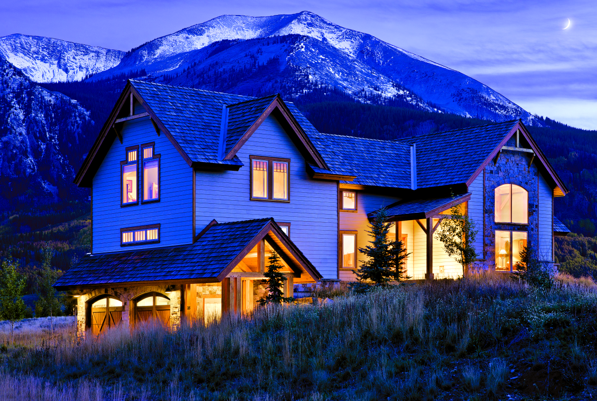 Home In The Mountains mountain timber frame houses archives - timber home living