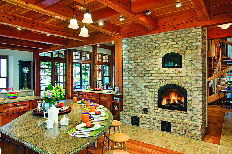 how to decorate a fireplace without a mantle white and fair