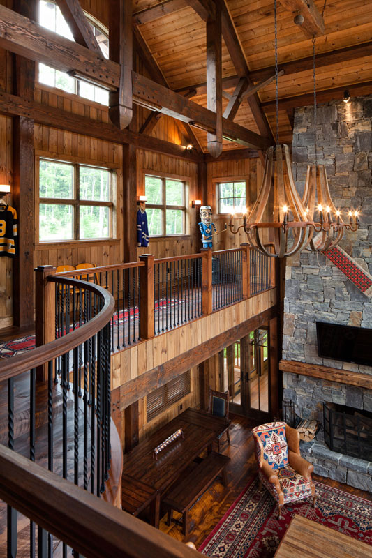 Best Homes Of The Year Mosscreek Timber Frame Timber