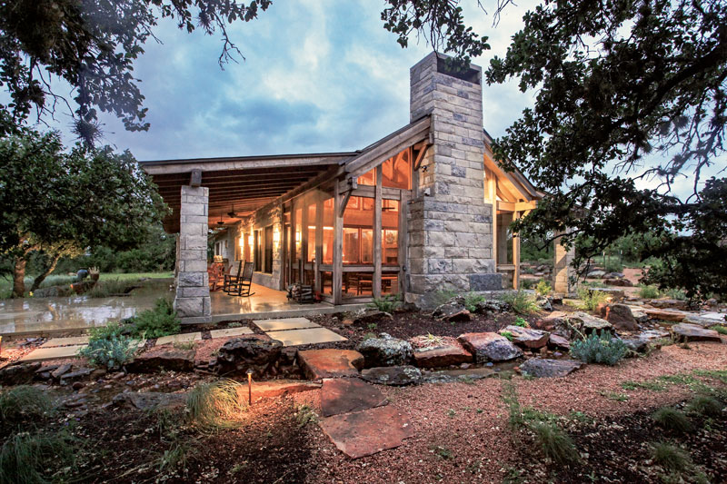 Texas country homes joy studio design gallery best design for Texas hill country cabin builders
