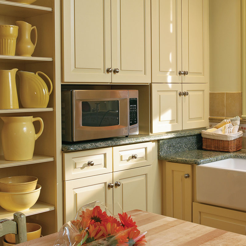 Designing A Small Timber Home Kitchen