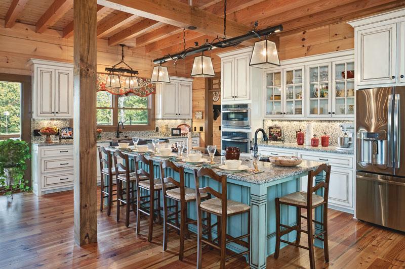 Timber Home Kitchen Design Tips U0026 Inspiration