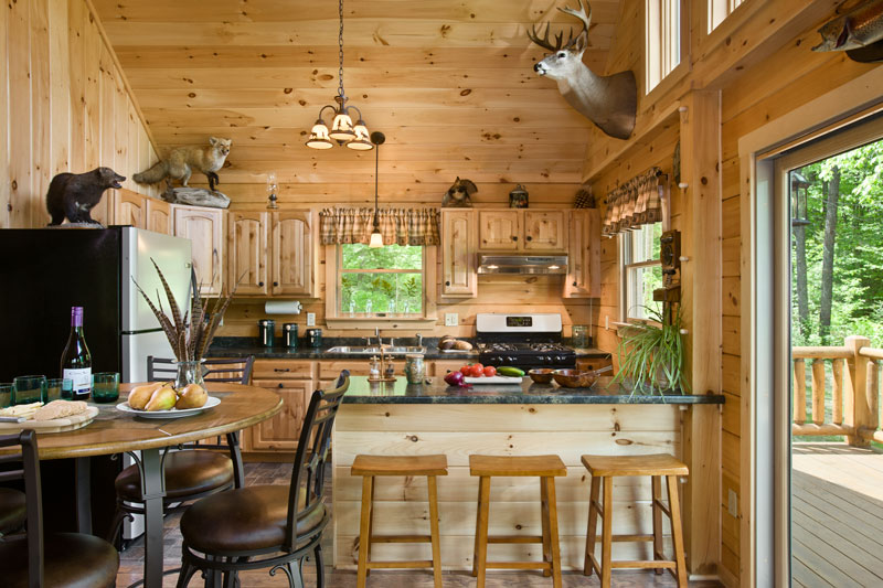 Remarkable Hunting Cabin Reimagined Largest Home Design Picture Inspirations Pitcheantrous